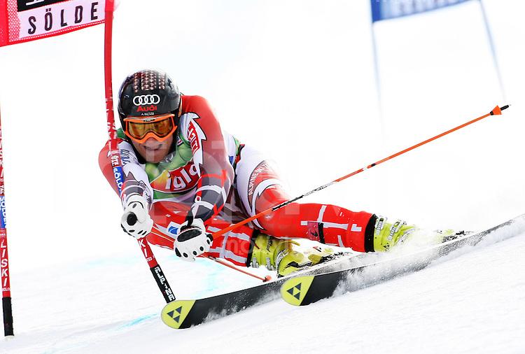 Ski Alpin; Saison 2006/2007  Riesenslalom Soelden Herren Kalle Palander (FIN)