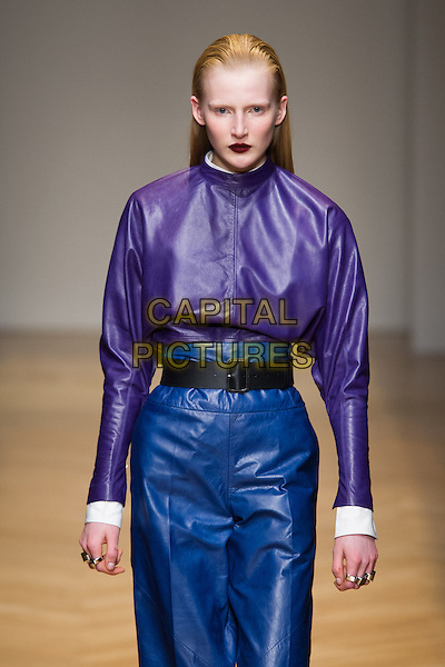 AQUILANO E RIMONDI<br /> at Milan Fashion Week FW 17 18<br /> in Milan, Italy  February 2017.<br /> CAP/GOL<br /> &copy;GOL/Capital Pictures