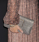 SANTA MONICA, CA- OCTOBER 18: Actress/model Molly Sims (handbag, bracelet detail) at Elyse Walker presents the 10th anniversary Pink Party hosted by Jennifer Garner and Rachel Zoe at HANGAR 8 on October 18, 2014 in Santa Monica, California.