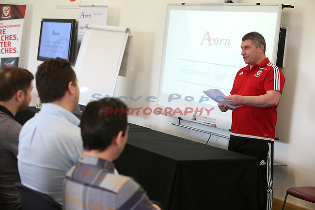 Acorn FAW Trust CEO Kickabout.<br /> Dragon Park Newport<br /> 06.05.16<br /> &copy;Steve Pope - Sportingwales