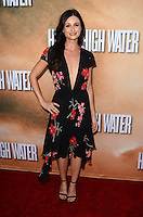 Melanie Papalia<br /> at the &quot;Hell or High Water&quot; Los Angeles Special Screening, Arclight, Hollywood, CA 08-10-16<br /> David Edwards/DailyCeleb.com 818-249-4998