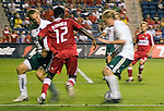 Patrick Nyarko of the Chicago Fire