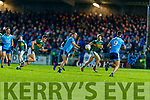 Sean O'Shea Kerry in action against Cormac Costello Dublin during the Allianz Football League Division 1 Round 3 match between Kerry and Dublin at Austin Stack Park in Tralee, Kerry on Saturday night.