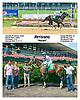 Arrivano winning at Delaware Park on 7/17/17