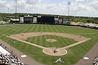 March 27, 2004:  Champion Stadium, home of the Atlanta Braves organization during Spring Training at Wide World of Sports in Orlando, FL.  Photo copyright Mike Janes/Four Seam Images