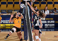 FIU Volleyball v. Southern Miss (10/19/14)