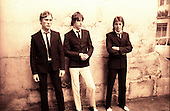 Feb 1978: THE JAM - Photosession in Paris France