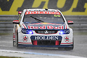 15th September 2017, Sandown Raceway, Melbourne, Australia; Wilson Security Sandown 500 Motor Racing; Jamie Whincup (88) drives the Red Bull Holden Racing Team Holden Commodore VF during Supercars practice