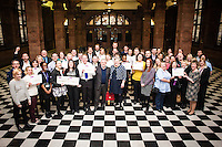 The University of Manchester - DFTSE Awards 2014