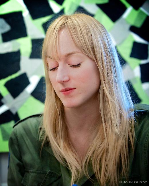 Hannah Cheesman. <br /> The Animal Project.