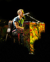 Coldplay at The Boston Garden 2012