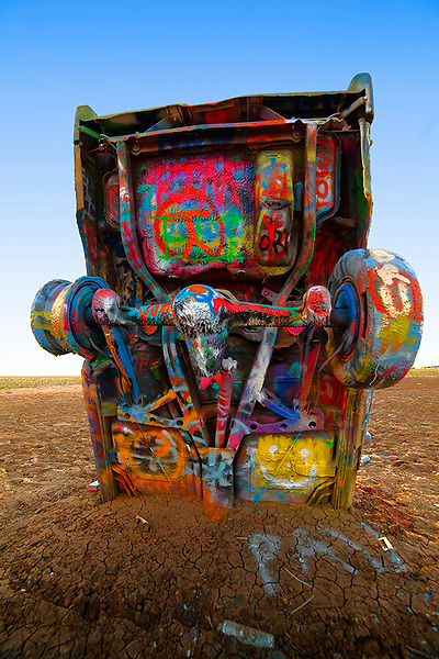 Cadillac Ranch #13
