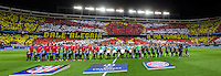 Match of Group stage of Champions League Atletico de Madrid and Bayern Munich