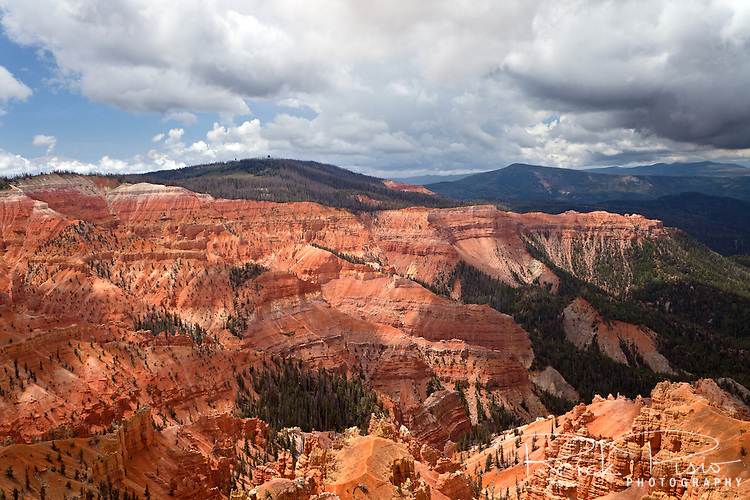 Ampitheater at Cedar Breaks National Monument