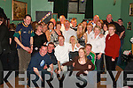 40TH CELEBRATIONS: Michelle Halpin, Ballygologue, Listowel, celebrated her 40th birthday in the New Kingdom bar on Friday, December 21st, with her husband Christy, family and friends.   Copyright Kerry's Eye 2008