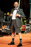 Javier Cansado attends to orange carpet of new comedian schedule of #0 during FestVal in Vitoria, Spain. September 06, 2018. (ALTERPHOTOS/Borja B.Hojas) /NortePhoto.com NORTEPHOTOMEXICO