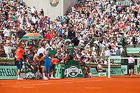 31-05-12, France, Paris, Tennis, Roland Garros,