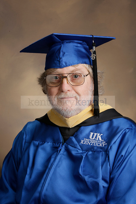 Roe, Charles photographed during the Feb/Mar, 2013, Grad Salute in Lexington, Ky.