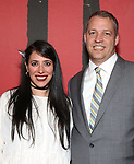 Rachel Chavkin and Jake Heinrichs attends Broadway Opening Night After Party for 'Hadestown' at Guastavino's on April 17, 2019 in New York City.