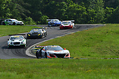 Pirelli World Challenge<br /> Grand Prix of VIR<br /> Virginia International Raceway, Alton, VA USA<br /> Saturday 29 April 2017<br /> Ryan Eversley/ Tom Dyer<br /> World Copyright: Richard Dole/LAT Images<br /> ref: Digital Image RD_PWCVIR_17_226