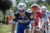 Tom Boonen (BEL/Etixx-QuickStep)<br /> <br /> 69th Halle-Ingooigem 2016 (200km)