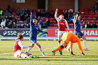 Chelsea Ladies v Arsenal Ladies - FAWSL - 07.01.2018