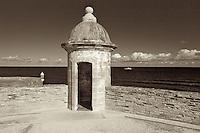 Old San Juan 2011 (Monochrome)