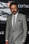 """David Arquette at the Los Angeles Premiere of """"The Cottage"""" held at The Academy of Motion Pictures Arts and Sciences September 28, 2012."""