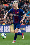 Ivan Rakitic of FC Barcelona in action during the La Liga 2017-18 match between FC Barcelona and Getafe FC at Camp Nou on 11 February 2018 in Barcelona, Spain. Photo by Vicens Gimenez / Power Sport Images