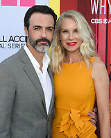 """07 August 2019 - Beverly Hills, California - Reid Scott, Elspeth Keller. CBS All Access' """"Why Women Kill"""" Los Angeles Premiere held at The Wallis Annenberg Center for the Performing Arts.  <br /> CAP/ADM/BB<br /> ©BB/ADM/Capital Pictures"""
