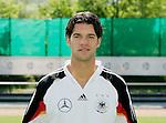 Fussball INTERNATIONAL EURO 2004 Nationalmannschaft ; DFB ; Deutschland, FOTOTERMIN    Michael Ballack