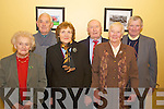 Enjoying the Fossa senior citizens Christmas party in the GAA clubhouse on Sunday were Bridie and Jerry Buckley, Margaret Daly, Michael Fleming, Nora Dennehy and Neilus Daly.   Copyright Kerry's Eye 2008