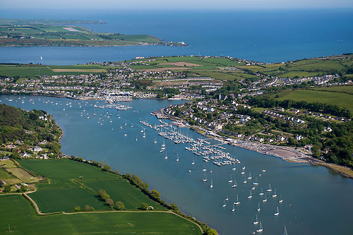 Crosshaven – the ideal location for the creation of an international sailing