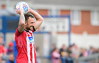 Lincoln City's Neal Eardley<br /> <br /> Photographer Chris Vaughan/CameraSport<br /> <br /> Football Pre-Season Friendly (Community Festival of Lincolnshire) - Gainsborough Trinity v Lincoln City - Saturday 6th July 2019 - The Martin & Co Arena - Gainsborough<br /> <br /> World Copyright © 2018 CameraSport. All rights reserved. 43 Linden Ave. Countesthorpe. Leicester. England. LE8 5PG - Tel: +44 (0) 116 277 4147 - admin@camerasport.com - www.camerasport.com