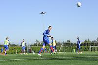 VOETBAL: HEERENVEEN: Skoatterwâld, training SC Heerenveen, ©foto Martin de Jong