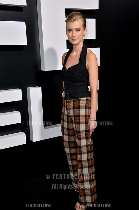 LOS ANGELES, CA. September 13, 2018: Isabel Durant at the premiere for &quot;Life Itself&quot; at the Cinerama Dome.<br /> Picture: Paul Smith/Featureflash