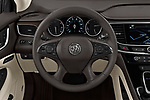 Car pictures of steering wheel view of a 2019 Buick LaCrosse Essence 4 Door Sedan