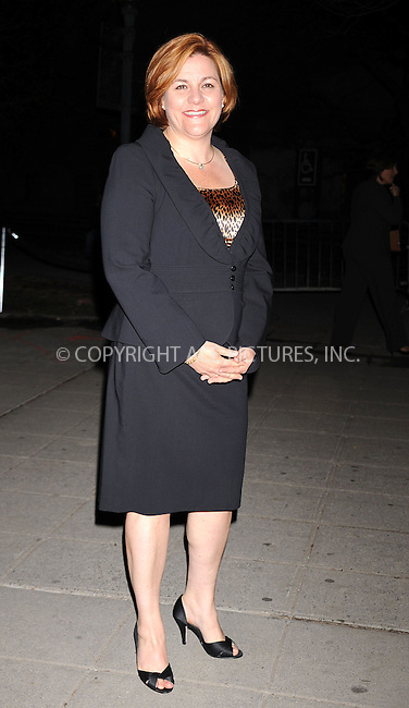 WWW.ACEPIXS.COM . . . . . ....April 21 2009, New York City....City Council Speaker Christine Quinn arriving at the Vanity Fair party for the 2009 Tribeca Film Festival at the State Supreme Courthouse on April 21, 2009 in New York City.....Please byline: KRISTIN CALLAHAN - ACEPIXS.COM.. . . . . . ..Ace Pictures, Inc:  ..tel: (212) 243 8787 or (646) 769 0430..e-mail: info@acepixs.com..web: http://www.acepixs.com