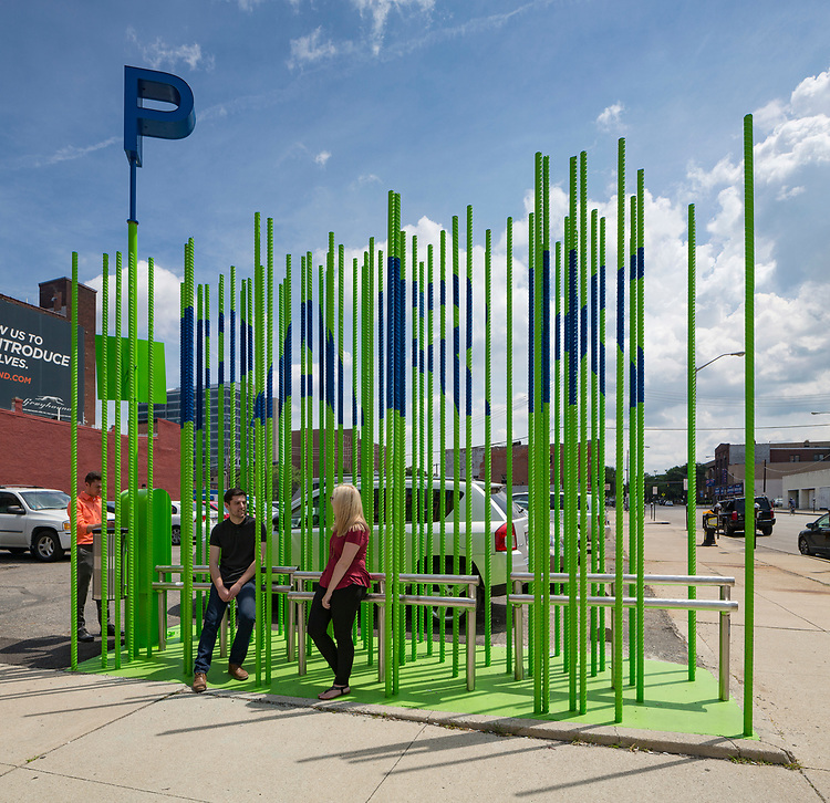 PARKLot | Bold Booths Project | Capital Crossroads SID | Design Group