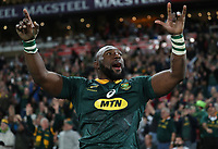 Tendai Mtawarira of South Africa during the 2018 Castle Lager Incoming Series 1st Test match between South Africa and England at Emirates Airline Park,<br /> Johannesburg.South Africa. 09,06,2018 Photo by (Steve Haag Sports)