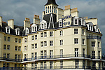 The Queen's Hotel on Eastboune seafront