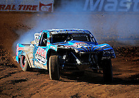 Apr 16, 2011; Surprise, AZ USA; LOORRS driver Robby Woods (99) during round 3 at Speedworld Off Road Park. Mandatory Credit: Mark J. Rebilas-