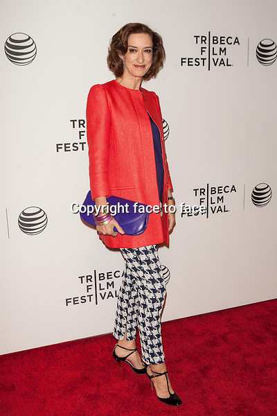 NEW YORK, NY - APRIL 21: Haydn Gwynne attends Tribeca Talks: After the Movie: 'NOW: In the Wings on a World Stage' during the 2014 Tribeca Film Festival at BMCC Tribeca PAC on April 21, 2014 in New York City.<br /> Credit: MediaPunch/face to face<br /> - Germany, Austria, Switzerland, Eastern Europe, Australia, UK, USA, Taiwan, Singapore, China, Malaysia, Thailand, Sweden, Estonia, Latvia and Lithuania rights only -