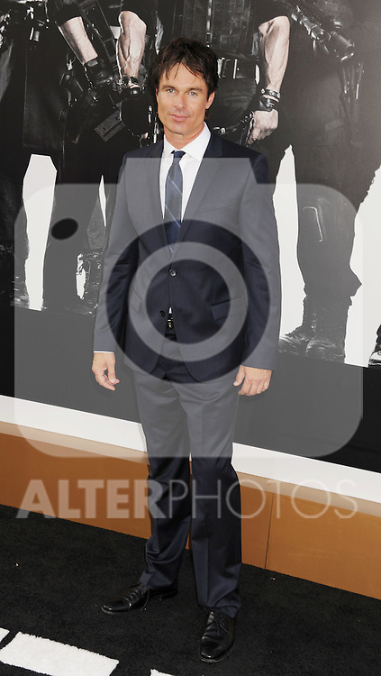 HOLLYWOOD, CA - AUGUST 15: Patrick Muldoon   arrives at the 'The Expendables 2' - Los Angeles Premiere at Grauman's Chinese Theatre on August 15, 2012 in Hollywood, California. /NortePhoto.com....**CREDITO*OBLIGATORIO** ..*No*Venta*A*Terceros*..*No*Sale*So*third*..*** No Se Permite Hacer Archivo**..*No*Sale*So*third*