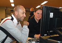 16-02-2005,Rotterdam, ABNAMROWTT , Chatsessie met Wessels