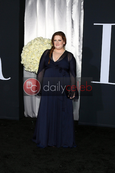"Frances, Sophie Frances Cooke<br /> at the ""Fifty Shades Darker"" World Premiere, The Theater at Ace Hotel, Los Angeles, CA 02-02-17<br /> David Edwards/DailyCeleb.com 818-249-4998"