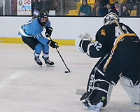 Boston Pride vs Buffalo Beauts, February 18, 2018