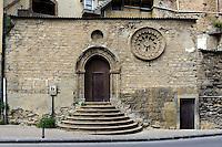 Convento San Benedetto in Nicosia, Sizilien, Italien