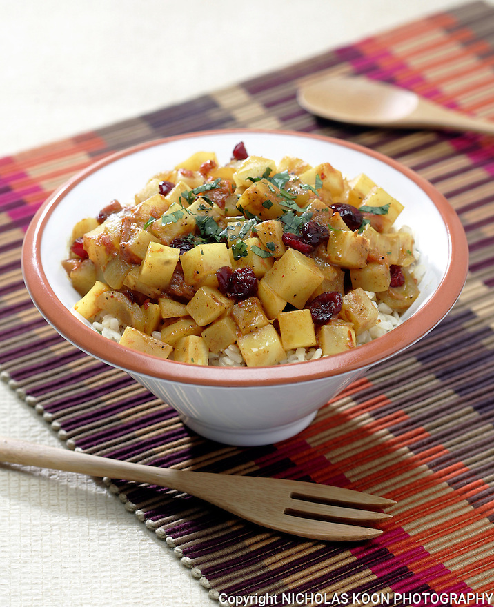 Turnip Curry