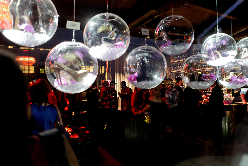 Us Weekly held a bash at the Dream Downtown hotel's rooftop bar PH-D for its 2011 most stylish New Yorkers on Wednesday, Sept 14, 2011. ..Danny Ghitis for The New York Times